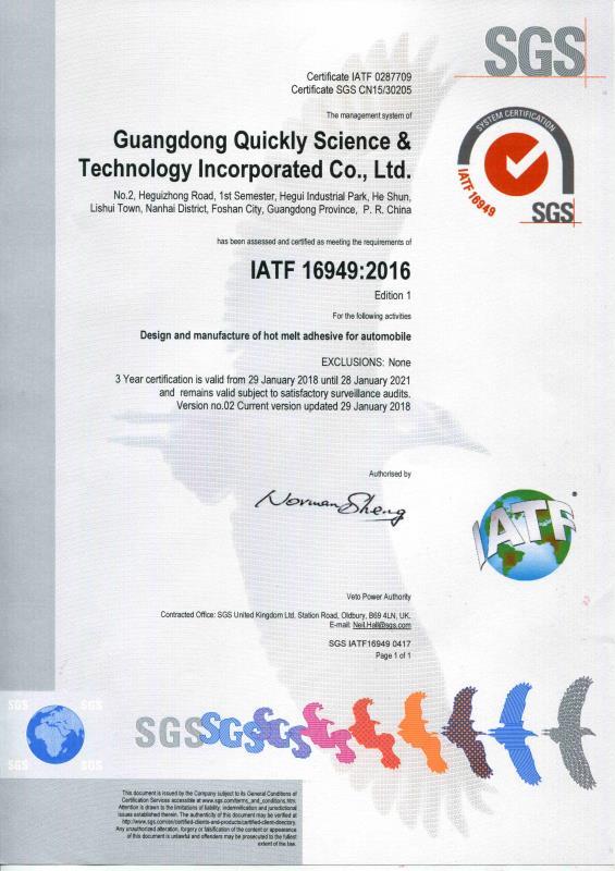 ISO 16949:2016(中文版)